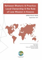 Between-Rhetoric-and-Practice---Local-Ownership-and-the-Rule-of-Law-Mission-in-Kosovo
