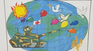 Peace Education Art Competition in Armenia